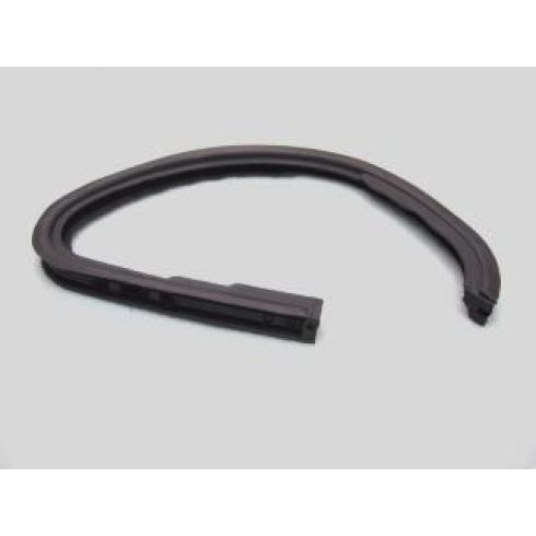 1964-66 GM PU Vent Glass Front Seal Weatherstrip RH
