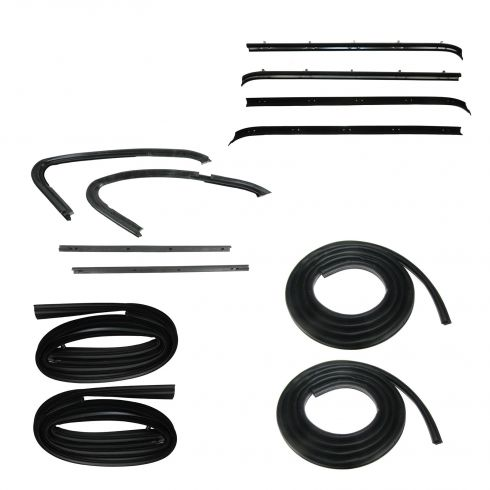 73-80 GM TRUCK DOOR SEAL Set