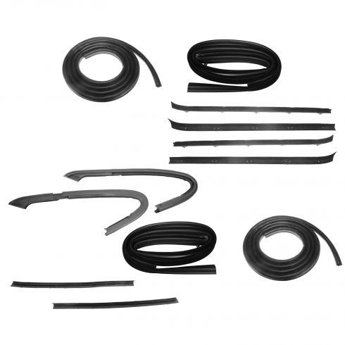 1981-85 GM Truck and SUV Door Weatherstrip Kit