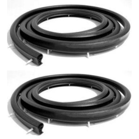 1974-97 Dodge Van - Full Size Door Weatherstrip Seal Pair