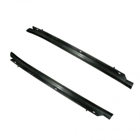 1982-92 Camaro Firebird T-Top Plastic Hatch Drip Edge Seal Pair