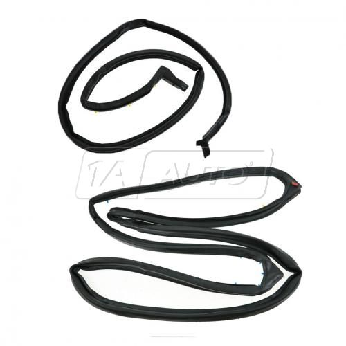 Cargo Door Weatherstrip Seal