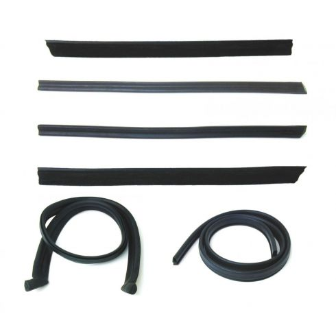 81-85 MB 380SL; 73-80 450SL; 86-89 560SL Convertible Top Weatherstrip Kit