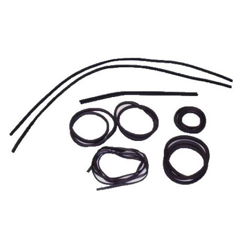 11 Piece Weatherstrip Kit