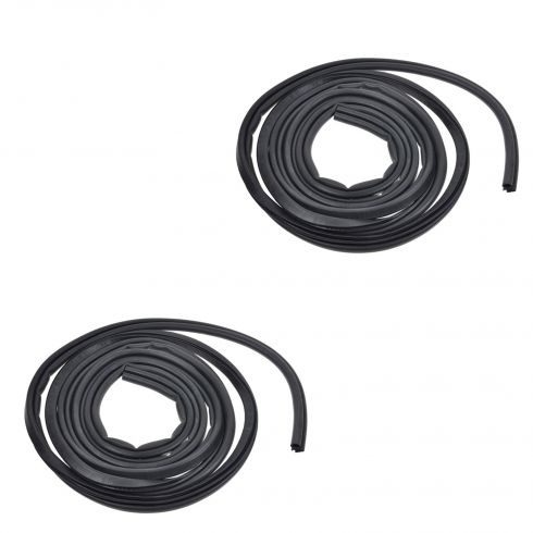 99-06 Sierra Silverado Ext Cab Front Door Seal PAIR