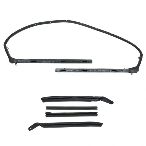 Convertible Top Weatherstrip
