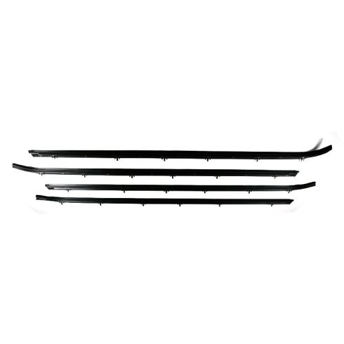83-88 Ranger and BroncoII Window Sweep Set Without Vent Windows