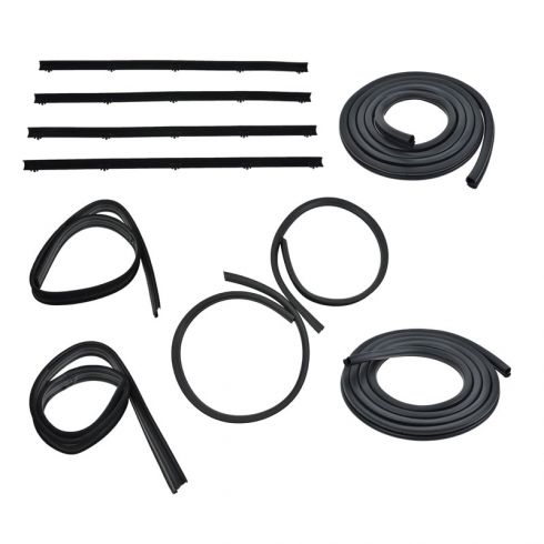 Door Weatherstrip Kit