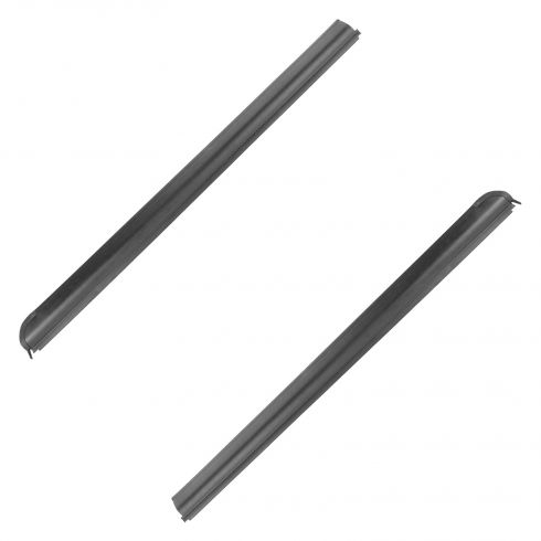 93-99 Ford Ranger Mazda PU Outer Window Sweep PAIR