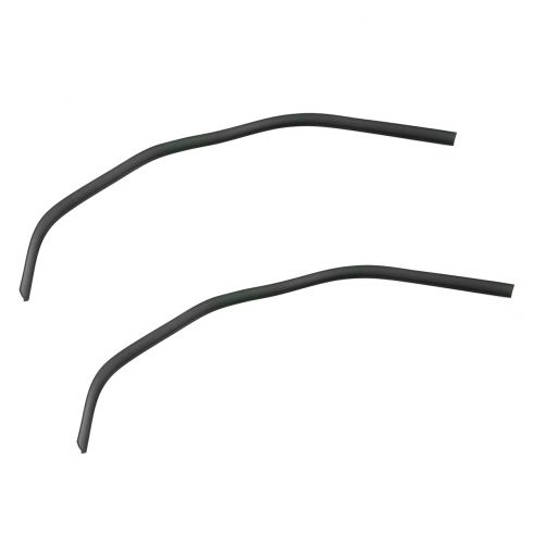 51-54 Chevy, GMC Pickup Truck Outer Window Sweep Weatherstrip PAIR