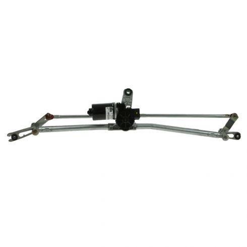 Windshield Wiper Motor & Linkage
