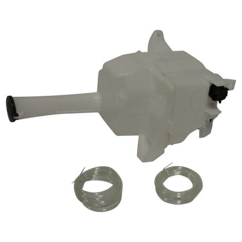 04-13 Toyota Sienna Windshield Washer Reservoir w/Front & Rear Pumps (w/Low Level Sensor Provision)
