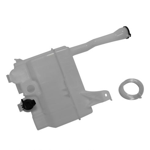 12-13 Toyota Camry, Camry Hybrid Windshield Washer Reservoir w/Pump