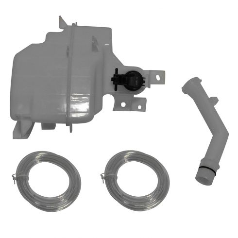10-13 Mazda 3 Hatchback; 12-13 Mazda 5 (w/Standard Capacity) Windshield Washer Reservoir w/Pump