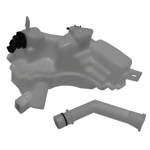 04-09 Mazda 3 Hatchback (w/Standard Capacity) Windshield Washer Reservoir (w/Dual Pump Provision)
