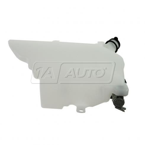 96-10 Isuzu NPR, NQR, NRR Redesigned Windshield Washer Fluid Reservoir w/Pump & Cap
