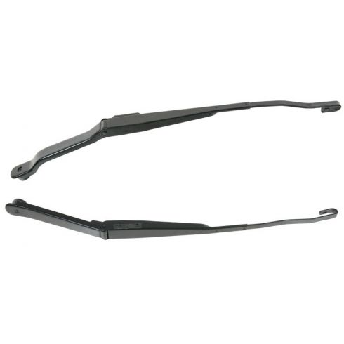 1992-94 Eagle Mitsubishi Plymouth FWD Windshield Wiper Arm PAIR
