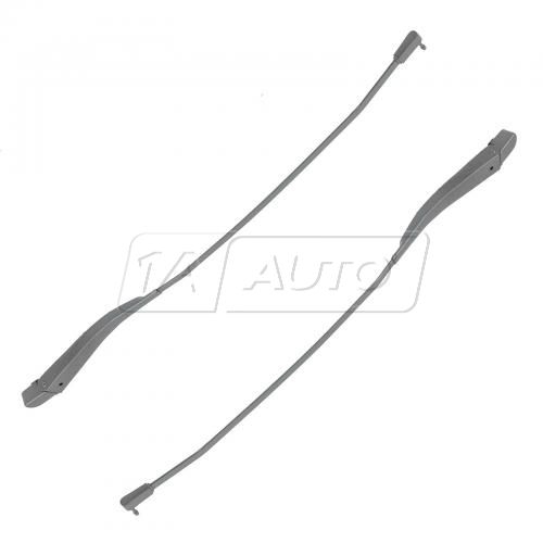 77-90 GM Multifit RWD Windshield Wiper Arm PAIR