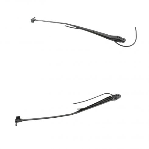 91-95 GM Full Size w/RWD Windshield Wiper Arm Pair