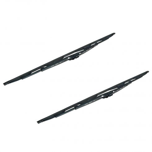 GM Multifit- All Season (22 In) Advantage Wndshld Wiper Blde w/Mtl Frame 8-4422 Pair (AC Delco)