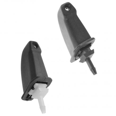 93-98 Mercury Villager Windshield Washer Jet Spray Nozzle Pair (Ford)