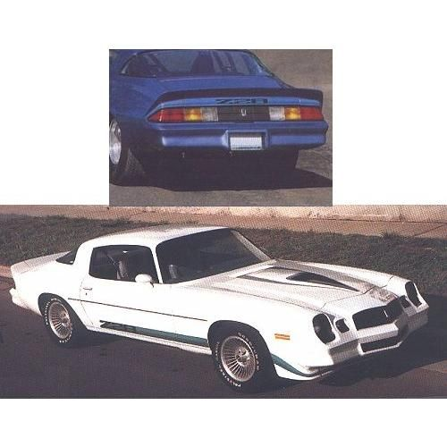 1979 Z28 DECAL KIT