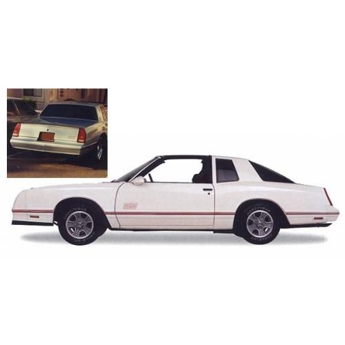 1987-88 Decal Kit for SS