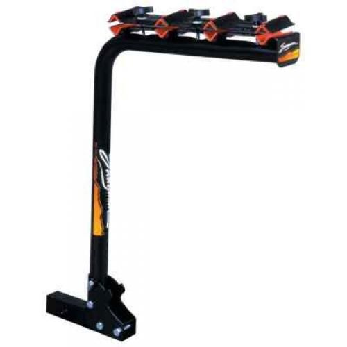 "4 Bike Rack Fold Down Rack (2"" Receiver) (lock knobs)"