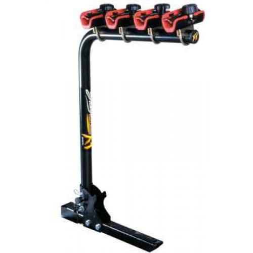 "4 Bike Rack XP Fold Down Towing Rack (2"" Receiver)"
