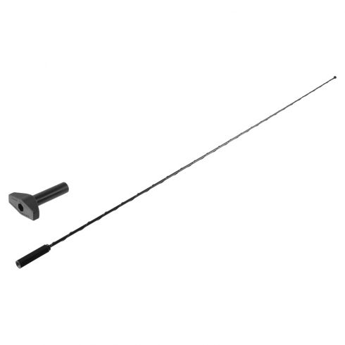 85-07 Buick; 95-09 Chvy, Pntiac; 92-04 GMC; 85-04 Olds; 96-10 Satrn Multift Manual Antenna Mast (GM)