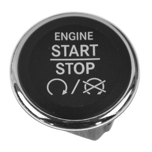 08-14 Challngr; 08-10 Chrger; 11-13 Durango; 11-13 Gr Cher; 11-14 Mini Van Push Start Button (Mopar)