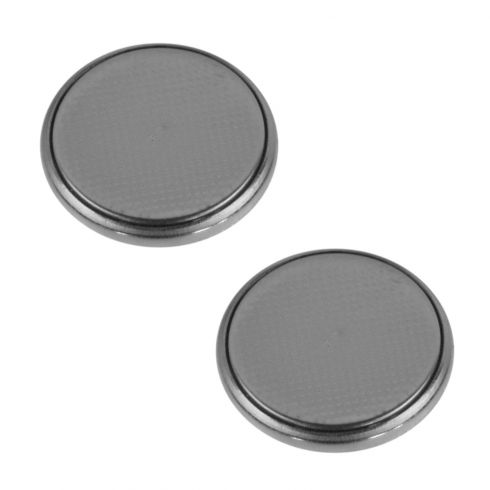 Mercedes Benz Multifit Keyless Remote FOB Battery Pair (CR2025) (Mercedes Benz)