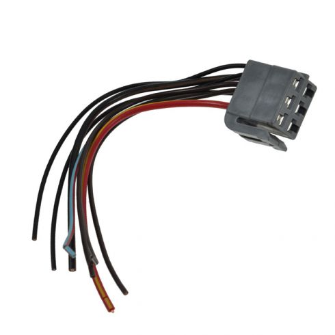 Headlight Switch Electrical Connector with Wiring Pigtail