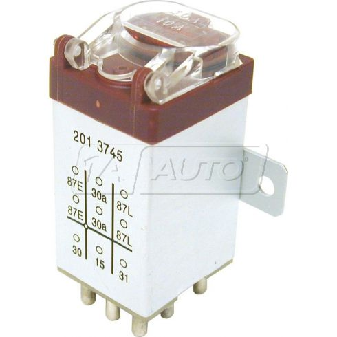 87-98 Mercedes Benz Multifit Overload Protection Relay
