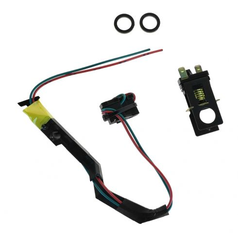 99-04 Explorer, Mountaineer; 00-07 Taurus; 03-04 Aviator; 00-05 Sable Stoplight Switch w/Repair Kit