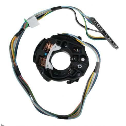 Turn Signal Switch WITH Steering Wheel Radio Controls