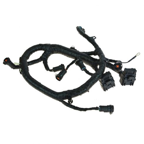 05 Ford Excursion; 05-07 F250SD-F550SD w/6.0L Fuel Injector Wiring Harness (Ford)