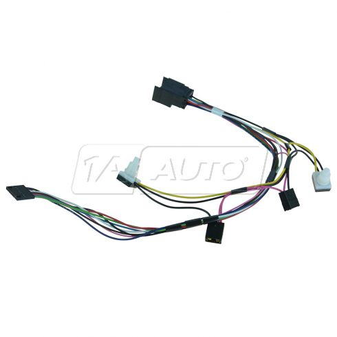 99-01 Dd Ram 1500; 99-02 Ram 2500, 3500 Overhead Console Map Light Wiring Harness w/Switches (Mopar)
