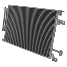 10-14 Ford Mustang (exc Boss) A/C Condenser w/ Receiver Dryer