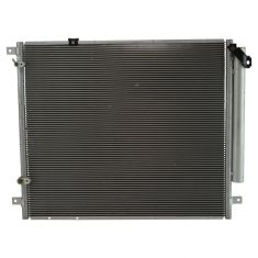 04-09 Cadillac SRX; 05-11 STS (w/o Trailer Tow Pkg or HD Cooling) AC Condenser w/Receiver Dryer