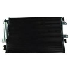 10-12 Caliber; 11-16 Compass; 07-16 Patriot AC Condenser w/Receiver Dryer & Transmission Oil Cooler