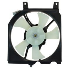 95-99 Nissan Sentra 2.0L AT Cond Cooling Fan Assy