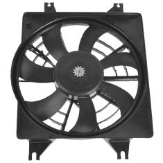 95-99 Hy Accent Cond Fan Assy