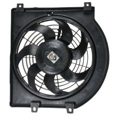 1997-02 Isuzu Amigo Rodeo AT Condenser Fan