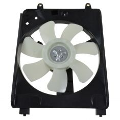 06-10 Honda Civic 1.8L Condenser Fan RH