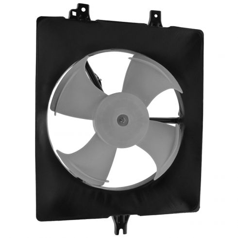 A//C Radiator-Condenser Fan fits Honda Accord 1998-2002 QA