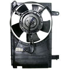 2004 Chevy Aveo A/C Cooling Fan (Auxillary)