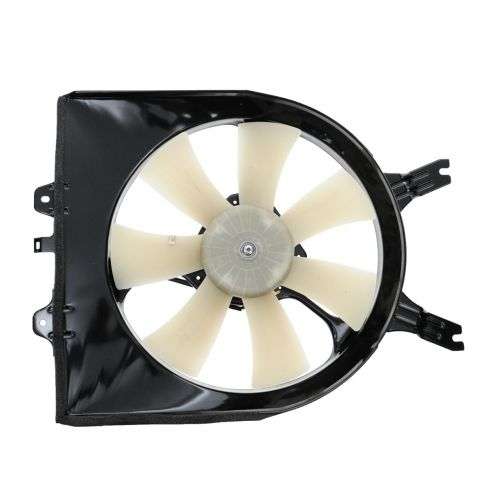 2005 10 honda odyssey a c condenser cooling fan assembly for Ac condenser fan motor replacement