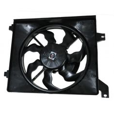 06-11 Hyundai Accent Condenser Cooling Fan Assy RH