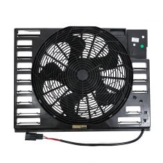 A/C Condenser Cooling (Pusher Fan)
